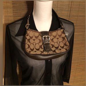 Authentic Coach no. G3U-6362 small shoulder bag